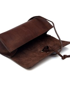 glasses case Chocolate Brown