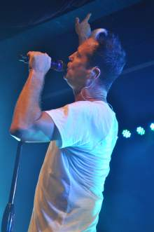 Fitz and the Tantrums performs at the Marquee Theatre in Tempe, AZ on July 27, 2016.