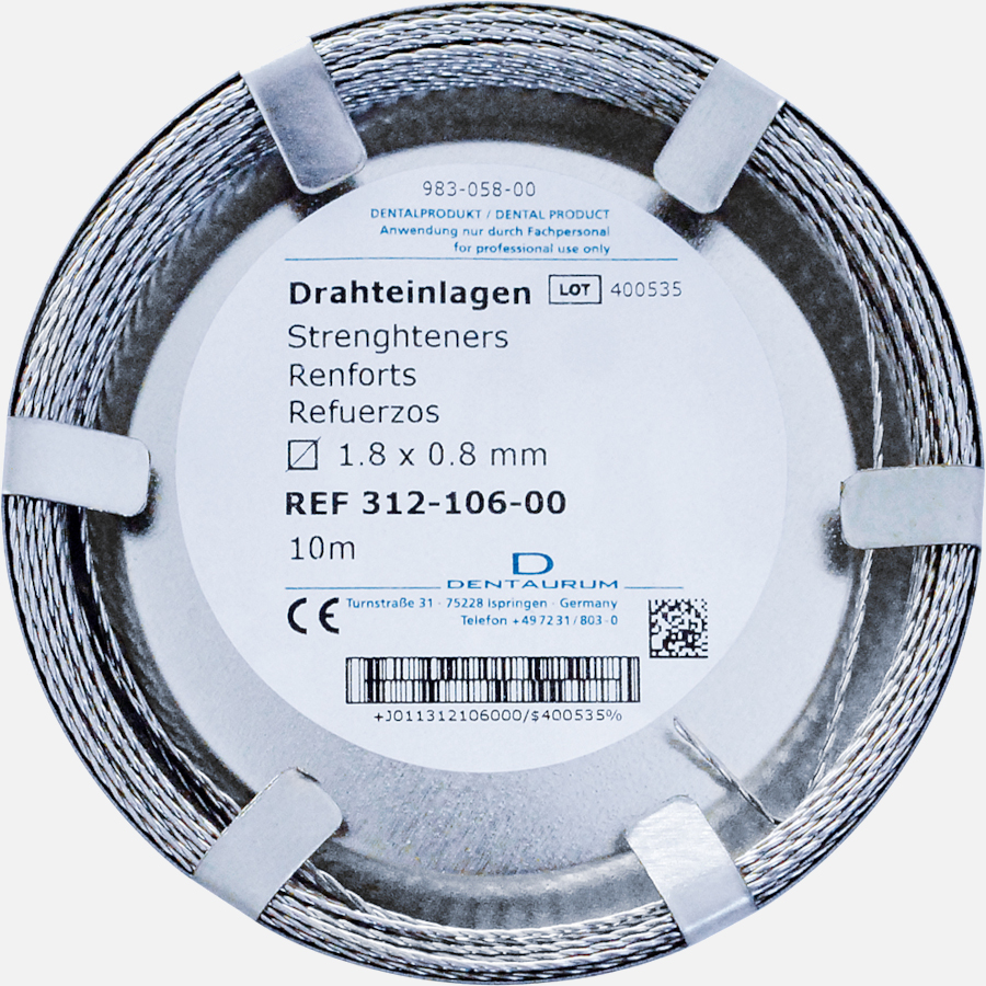 Dentaurum Strengtheners Twisted Wire