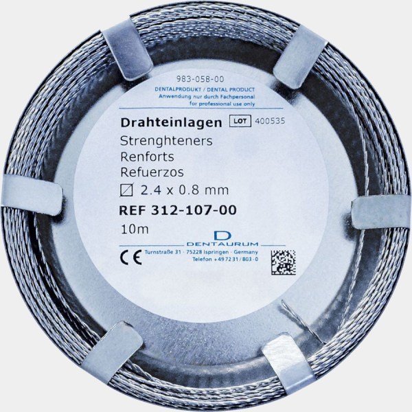 Dentaurum Strengthen Wire