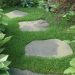 garden memorial stepping stones