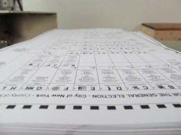 General Election Ballot