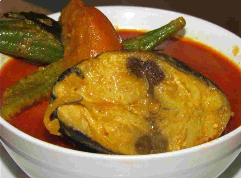 Resepi Kari Ikan Tongkol