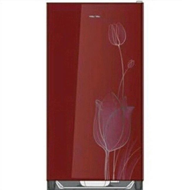 Harga Belleza red glass 1 pintu