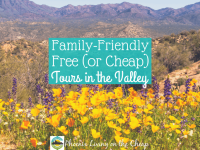 Family-Friendly Free (or Cheap) Tours in the Valley