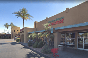 Photo of store front of Changing Hands in Tempe