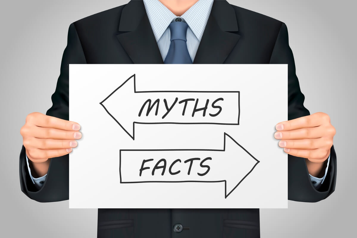 Let's Bust Some Myths
