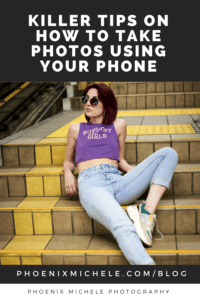 How To Take Photos Using Your Phone