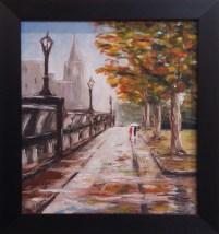 Painting by Peter Egan