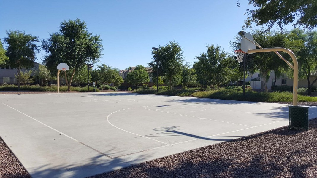 Full size Basketball Court in Northgate