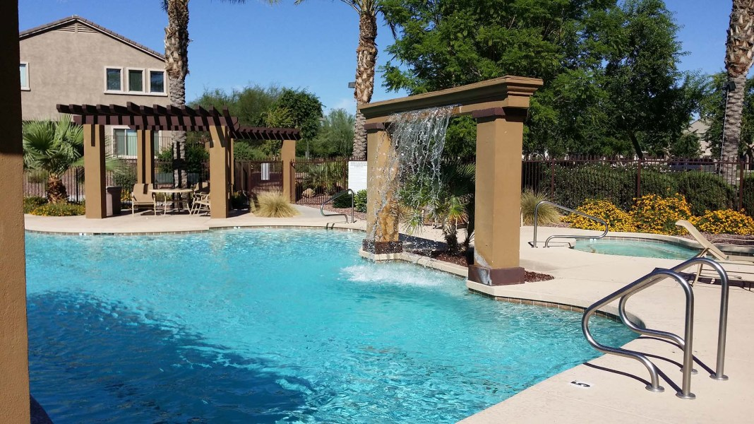Northgate's Community Pool & Spa