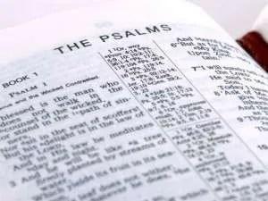 Jean's Gospel: Psalm4: Give us Hope – Part2 4