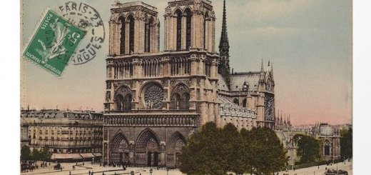 Postcard From Paris: Duane W.H. Arnold, PhD 1