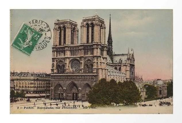Postcard From Paris: Duane W.H. Arnold, PhD 1