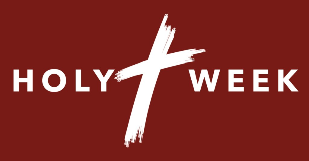 What Are Your Holy Week Reflections?: pstrmike 1