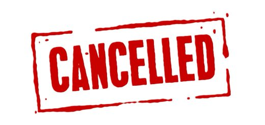 Cancelled! 1