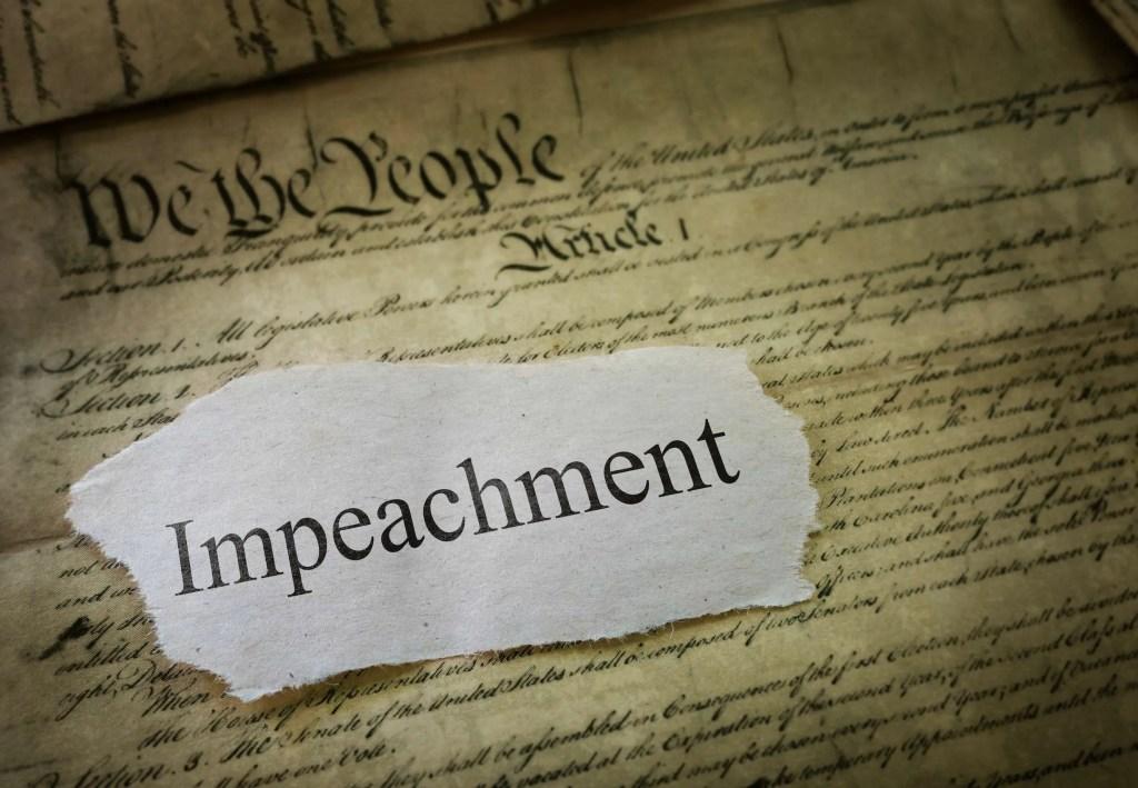 Impeachment: Duane W.H. Arnold, PhD 1