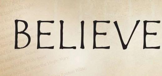 I Believe…: Duane W.H. Arnold, PhD 5