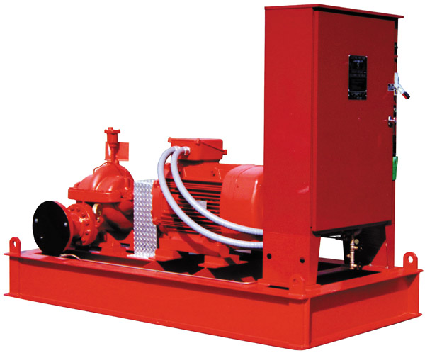 Commercial Fire Protection Sprinklers Phoenix Pump