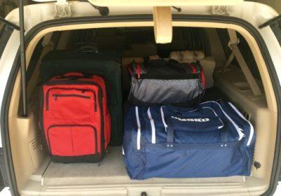 One Large Suitcase