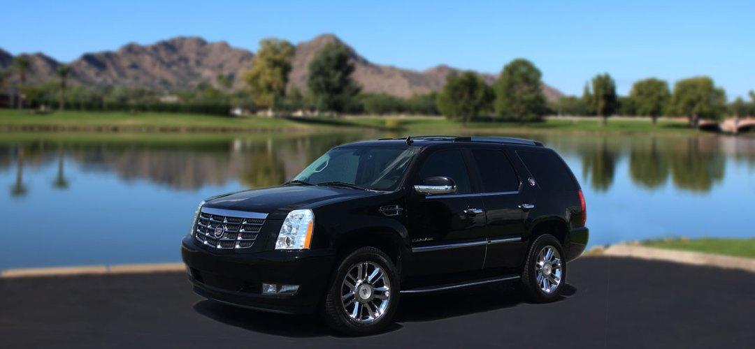 Cadillac Escalade for Rent in Phoenix Arizona