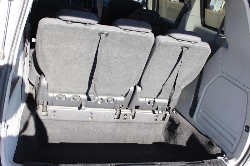 Deep Storage in the Minivan for rent in Phoenix AZ