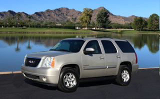 GMC Yukon for rent in Phoenix, Arizona