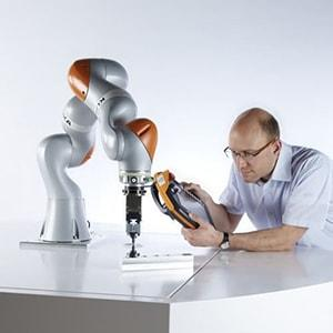 Robots for pharmaceutical industry