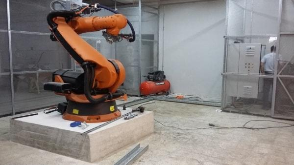 New robot Automation