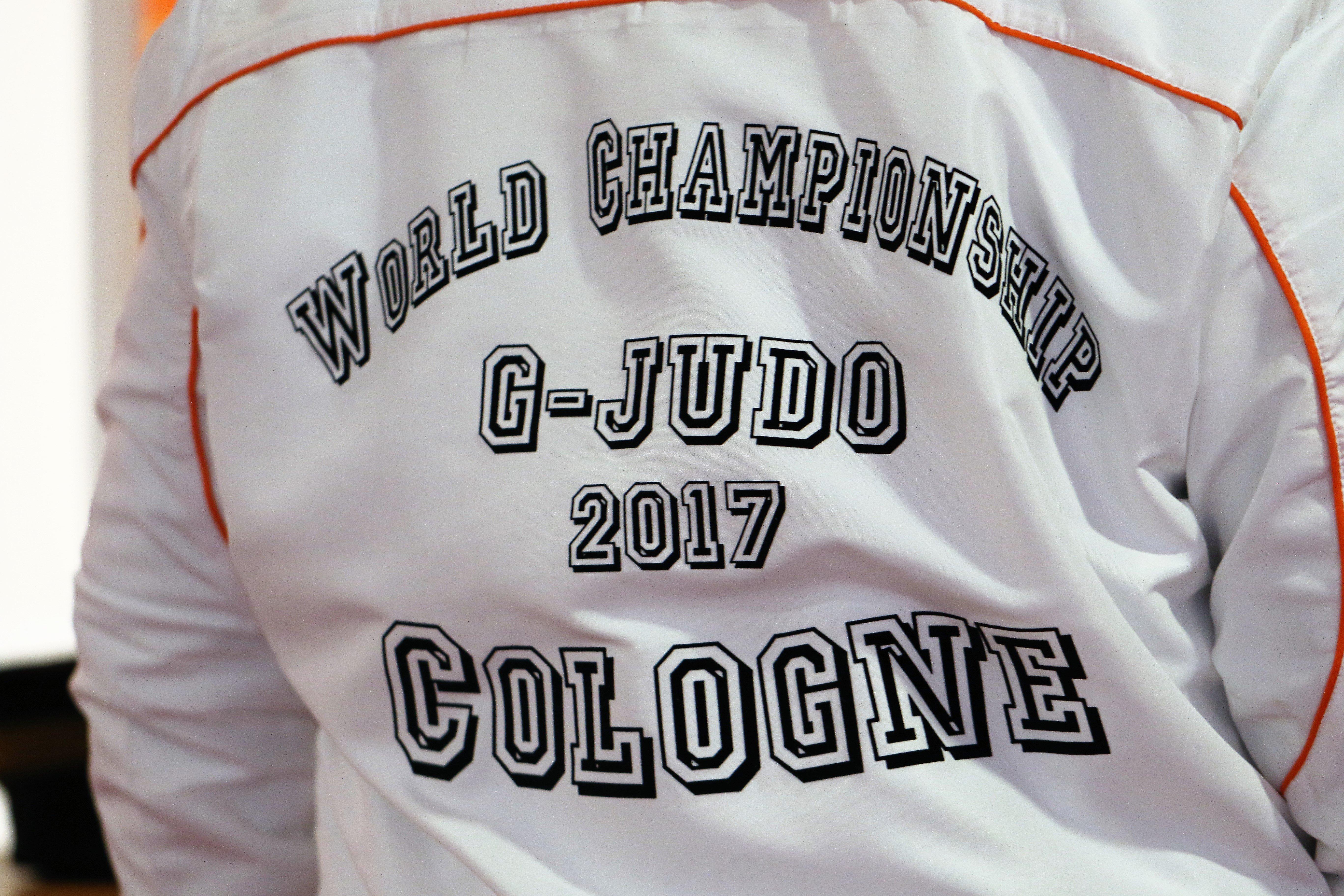 Pressekonferenz in Köln Erste WM Judo  G-Judo 2017
