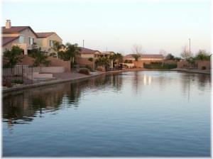 Chandler Waterfront homes