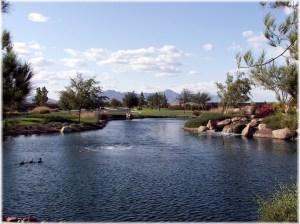 Province active adult lake community