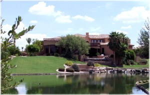 Ocotillo Waterfront Home