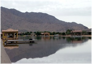 West side of Santan Lakeside