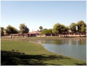 Park across from Palomino