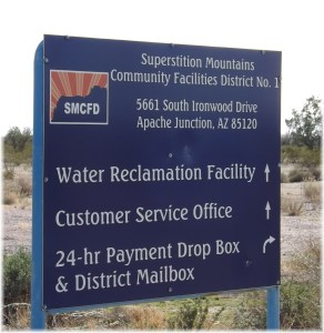 Superstition Mountains Community Facilities District