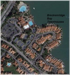 Breckenridge Bay Satellite Picture