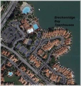Breckenridge Bay Satellite Picture