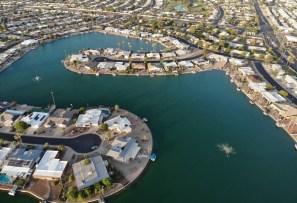 Active Adult Retirement Lake Community – Phoenix Arizona