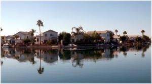 Desert Harbor Waterfront Homes