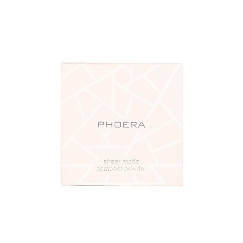 Compact Powder Phoera Cosmetics