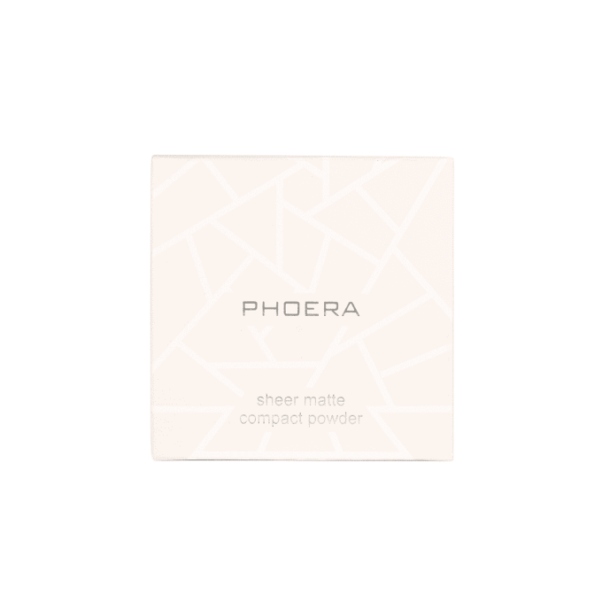 Compact Powder Phoera Cosmetics