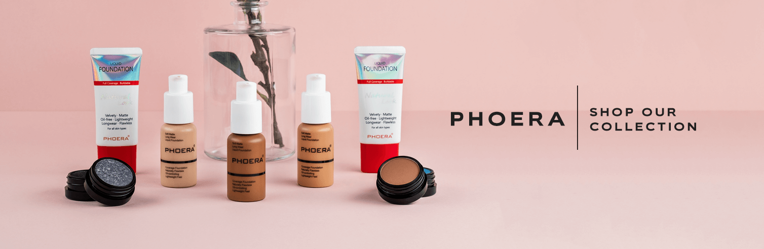 Essentials Gift Set Phoera Cosmetics