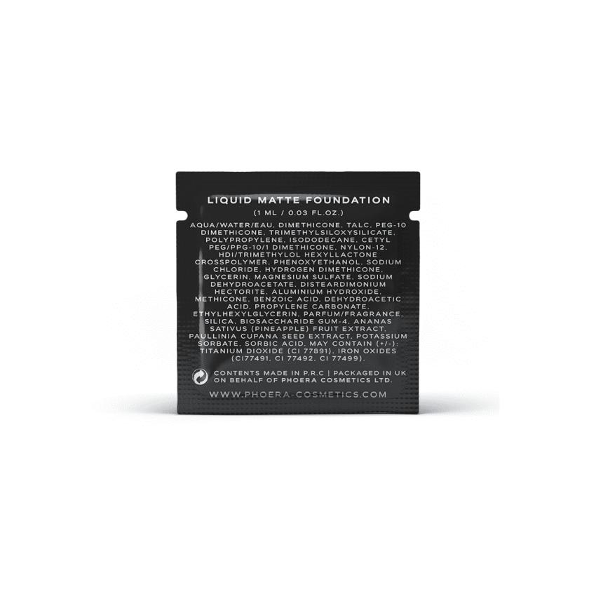 Liquid Matte Foundation (Free Sample)