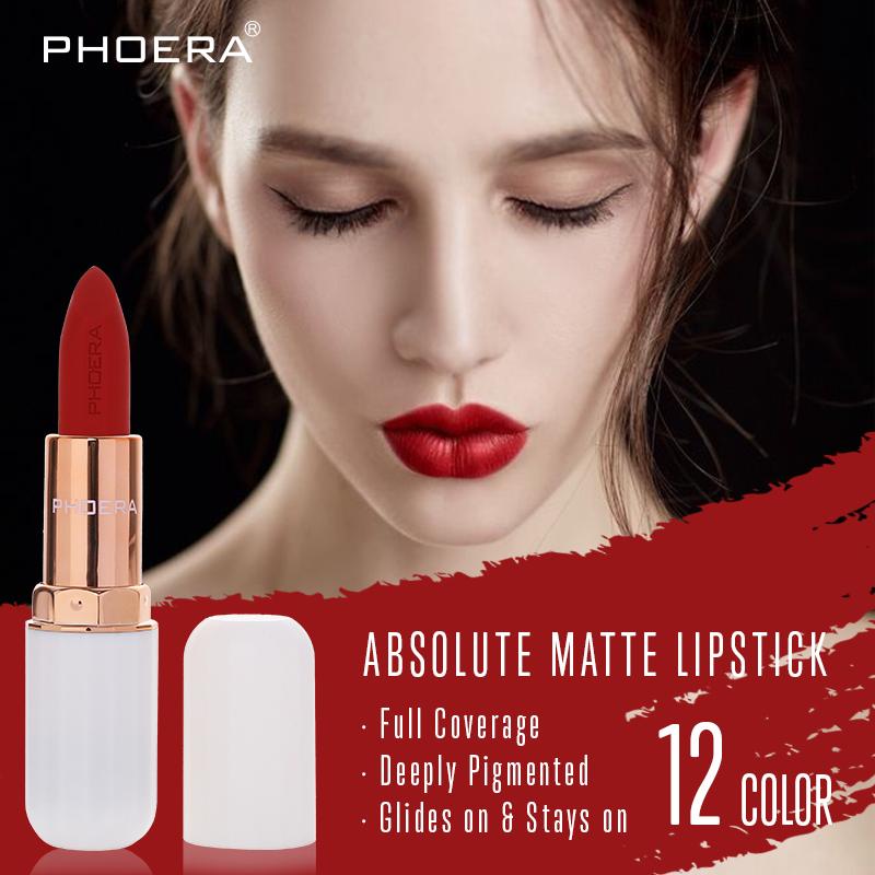 Absolute Velvet Matte Lipstick