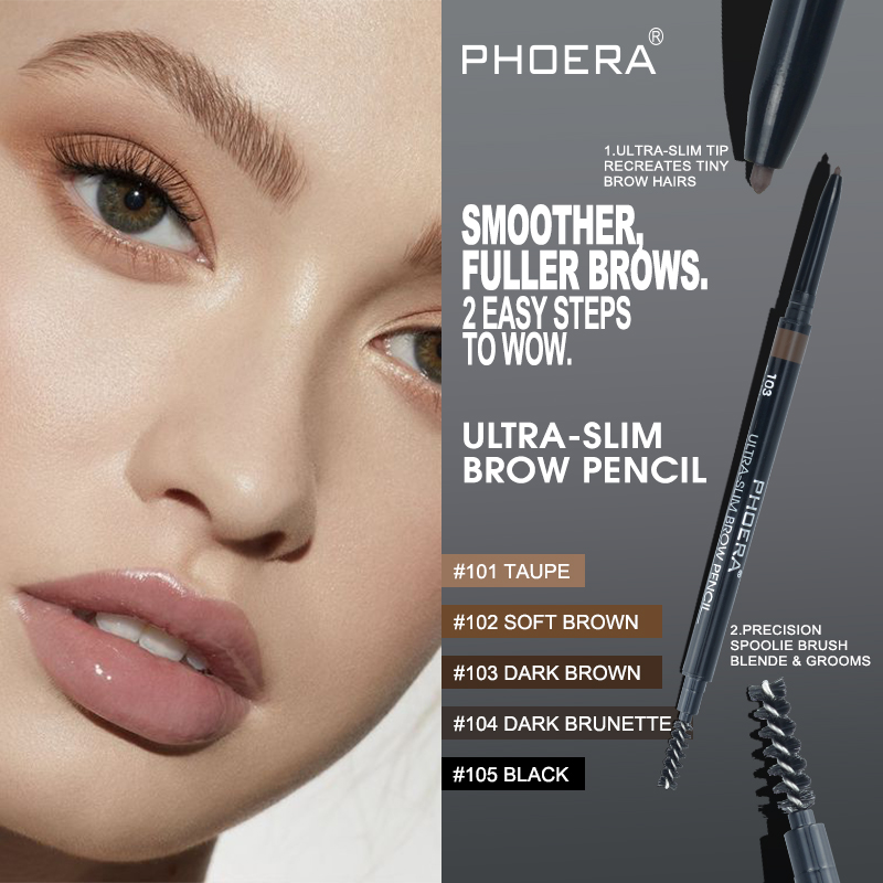 Ultra Slim Eyebrow Pencil