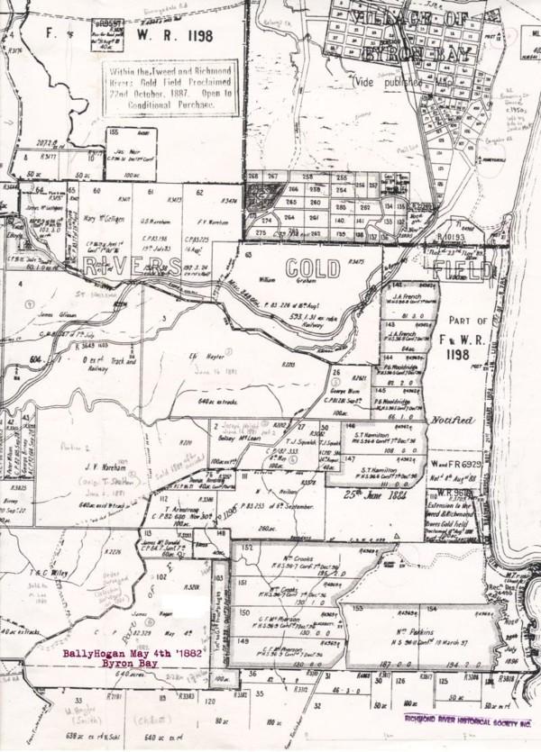 Byron Bay Selectors Map