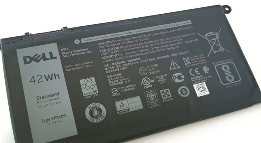 LAPTOP BUYING GUIDE Battery Overview