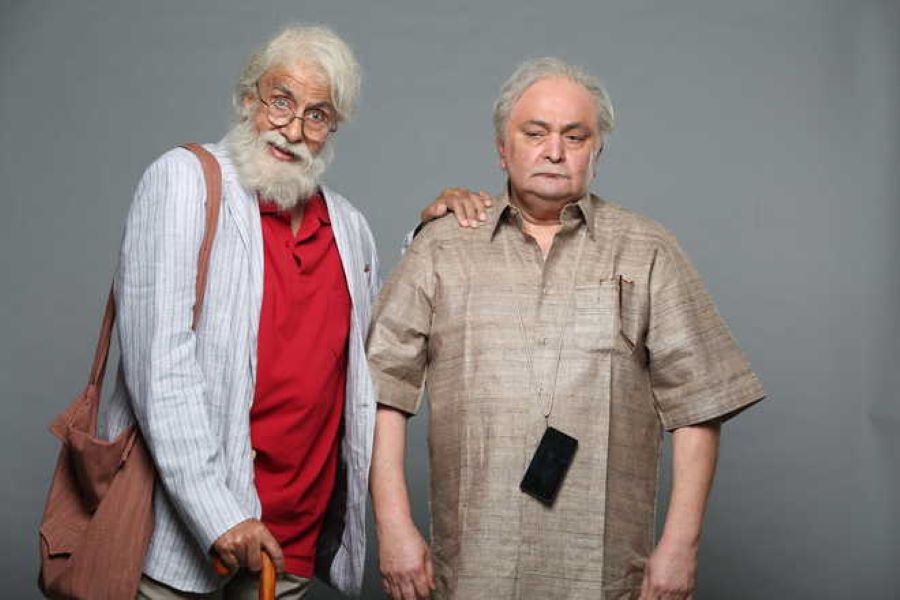 102 Not Out (2018) Full Movie Download Free Amitabh Bachchan Rishi kapoor Film