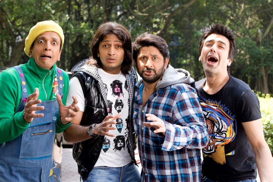 Dhamaal (2007) Full Movie Download & Watch Online in HD